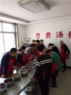 唐山包子系列技术培训班