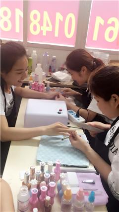 广州国际影视明星化妆造型班