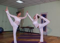 郑州瑜伽导师培训班