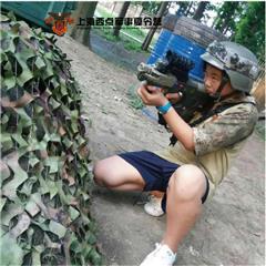 上海暑假7天精英女兵特训营