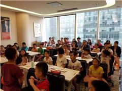 广州少儿英语小学一阶段课程