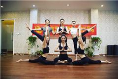 南京瑜伽教练培训班