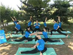 北京瑜伽教练培训课程