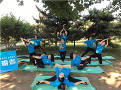 浅瑜伽培训
