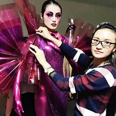 北京中视时尚影视化妆学校发布2017年彩妆造型精彩回顾