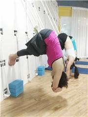 深圳专业瑜伽教练培训