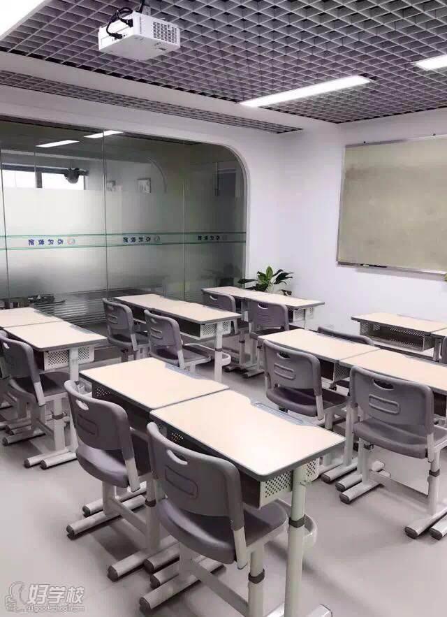 广州悦优教学环境