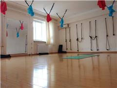 北京空中瑜伽导师培训班