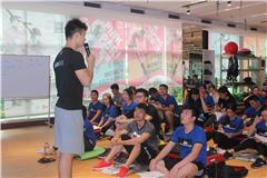 北京精英私教健身教练培训班