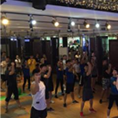广州健身教练零基础强化培训班
