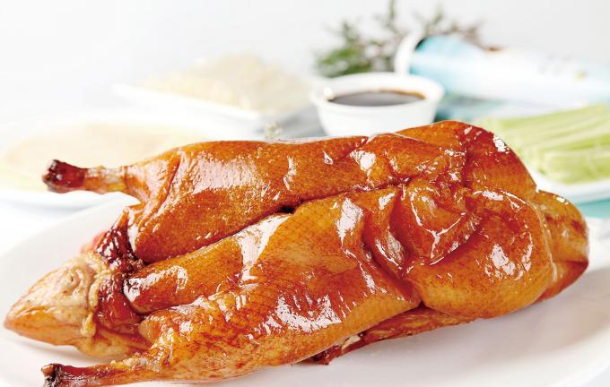 果木烤鸭技术培训课程