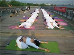 淮北哈他瑜伽精英教练培训班