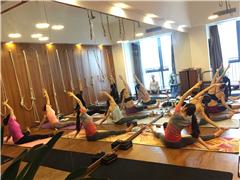 重庆哈他瑜伽VIP私教一对一培训班