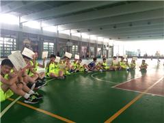杭州羽毛球基础培训课程