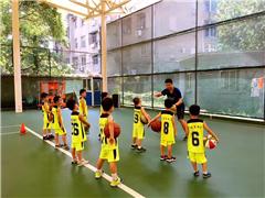 杭州篮球基础培训课程
