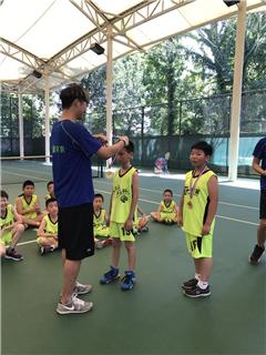 杭州幼儿篮球训练营