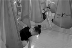 上海空中瑜伽二三级别培训课程