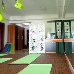 佛山空中瑜伽初中高级课程