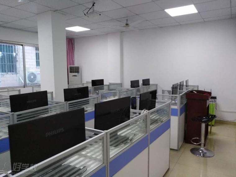 深圳海山电商学院环境