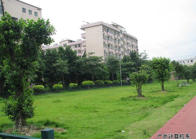 广外公开学院学生宿舍