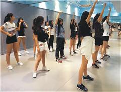 深圳舞蹈全能培训小班