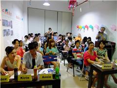 广州外教口语精品培训课程