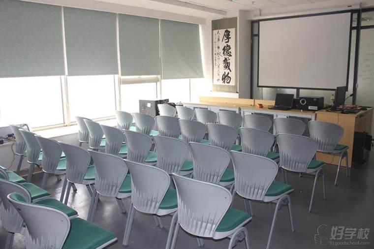 广州汇学教育学校教学环境2