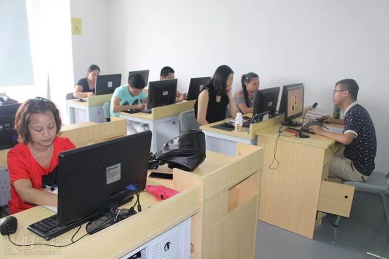 广州汇学教育学校教学环境1