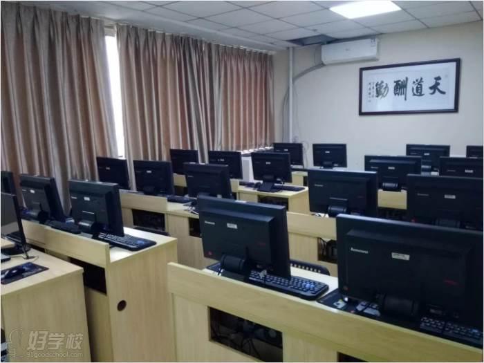 广州汇学教育学校  专业教室