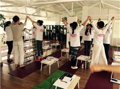 北京儿童舞韵瑜伽指导师培训课程