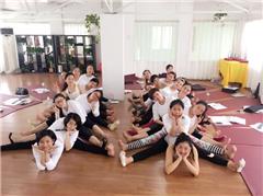 北京CJC国际注册青少年瑜伽指导师培训课程