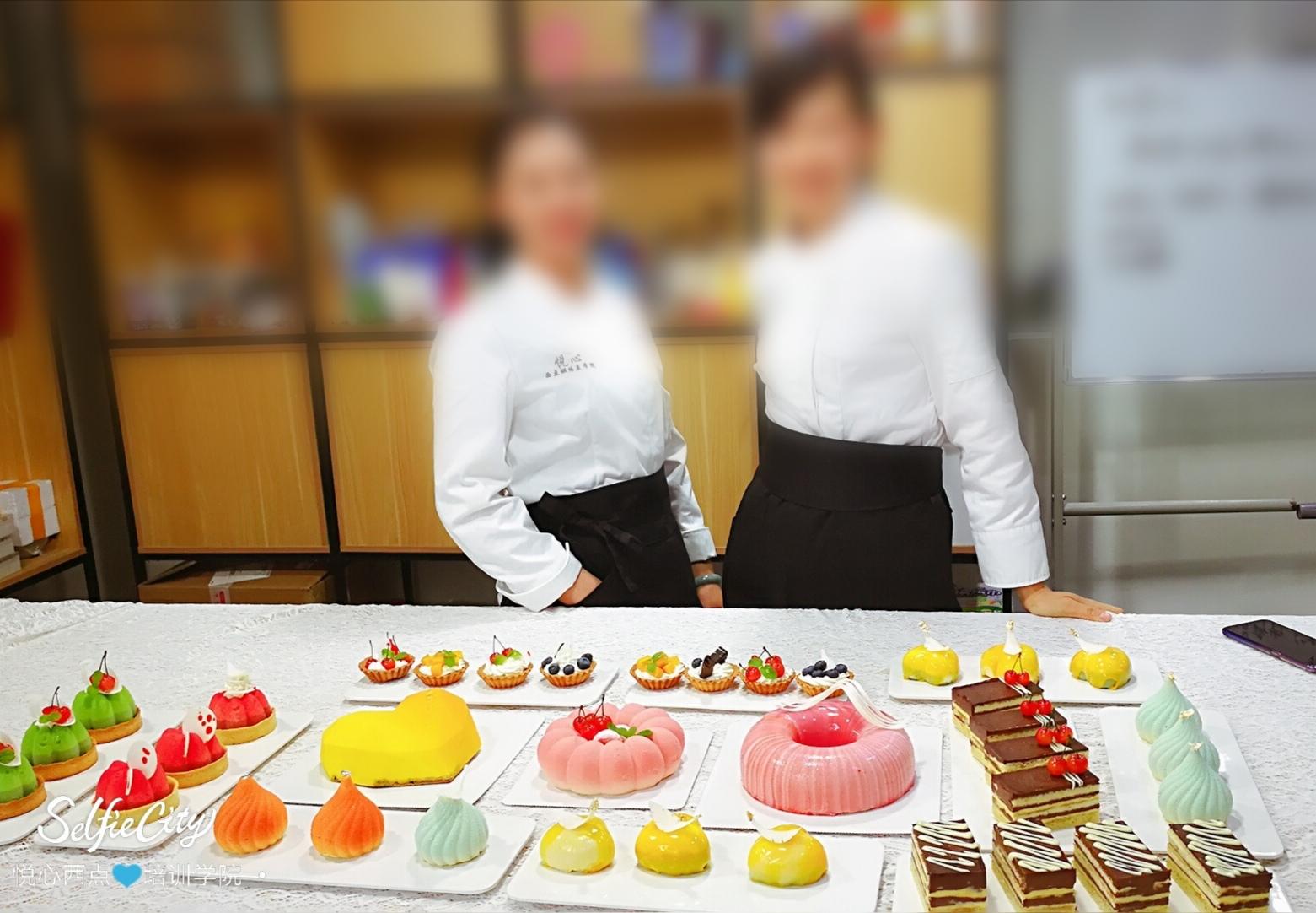 杭州高端法式甜品短期提升培训班
