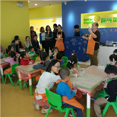 北京少儿英语3-6岁培训课程