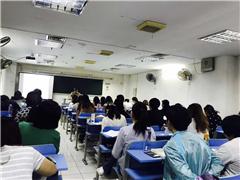 上海二级心理咨询师名师培训班
