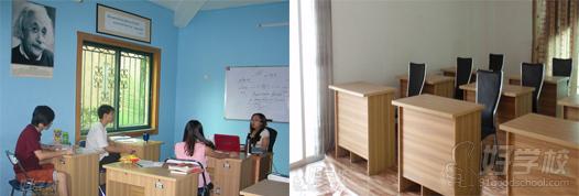 广州国际语言培训中心教学环境