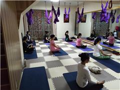 昆明空中瑜伽教练班