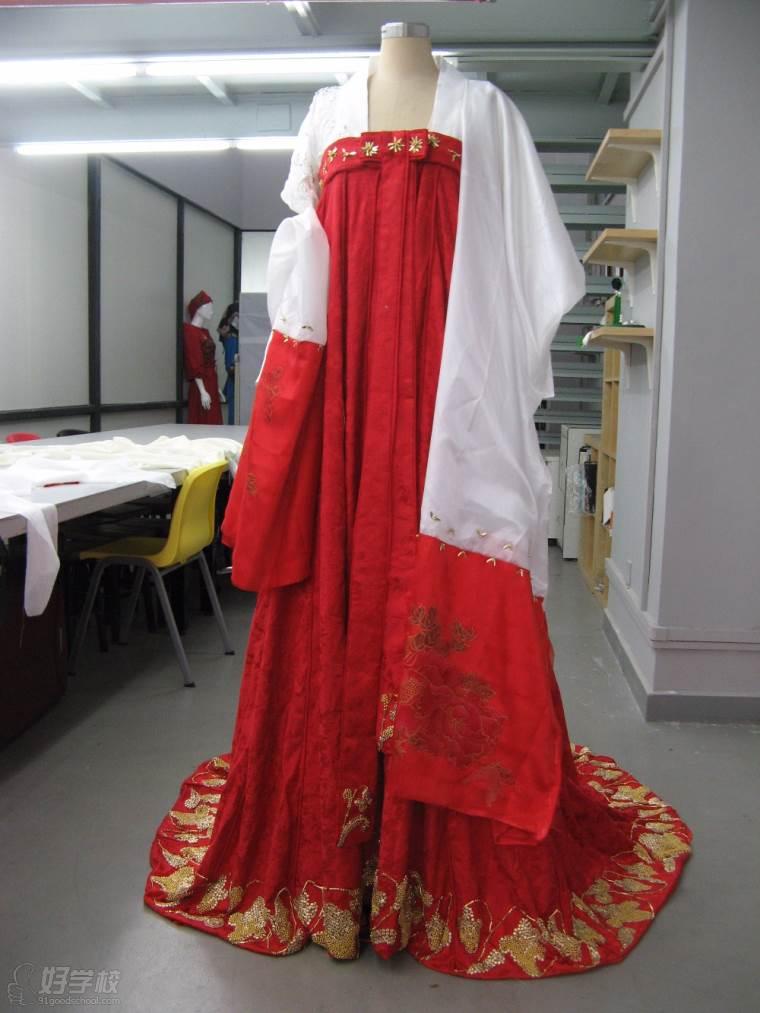 广州汉服创意设计培训班-广州大学纺织服装学院广纺院