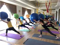 東莞瑜伽年卡課程