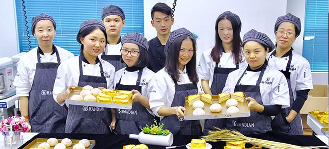 广州西点翻糖蛋糕制作高级专修班