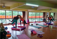 佛山纤体瑜伽精品培训班