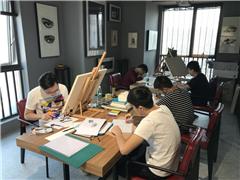 广州产品设计平面设计手绘艺术培训班