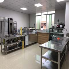广州西点创业综合班