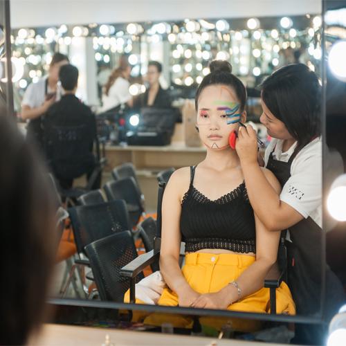 广州国际专业彩妆师进修班