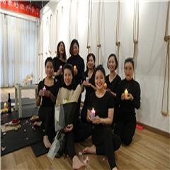 合肥瑜伽初中高级零基础VIP导师培训班