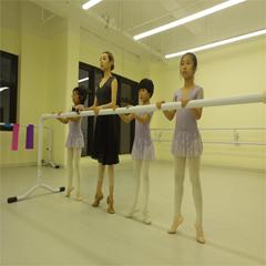 广州古典芭蕾技术课+变奏培训