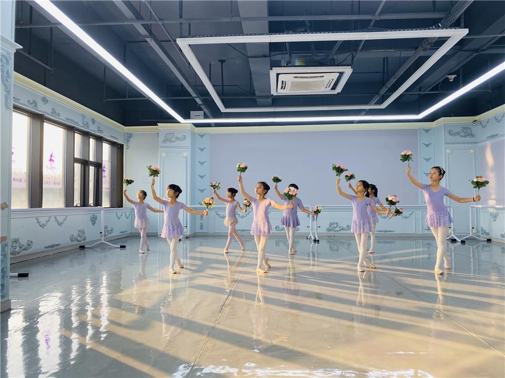 广州少儿芭蕾舞二级考级班