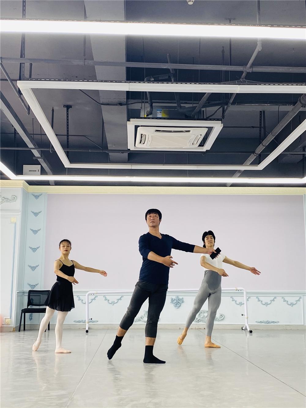 广州少儿芭蕾舞八级考级班
