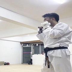 广州空手道青少年培训班