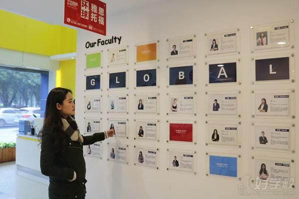 幼儿园教师风采展示墙图片 幼儿园教师风采墙展板