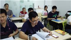 廣州成人日語中級培訓課